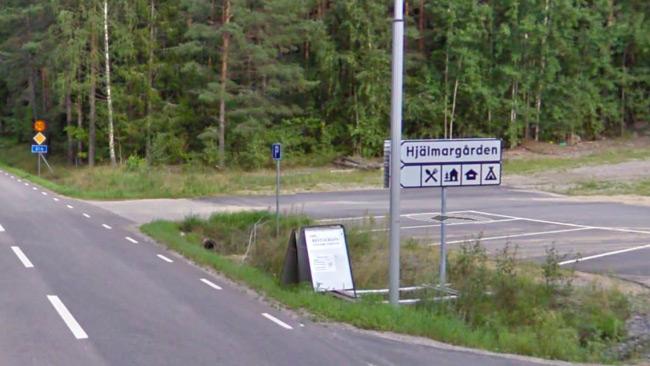 Sommarlägret ägde rum på Hjälmargården i närheten av Vingåker. Foto: Google Maps