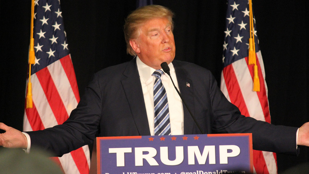 Donald Trump. Foto: CC Matt Johnson