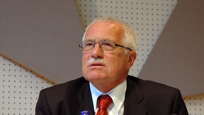 Václav Klaus. Foto: Wikimedia Commons