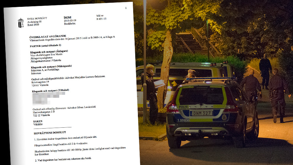Nyheter Idag har gjort en unik kartläggning över gruppvåldtäkter inkomna till tingsrätt under år 2014. Foto: Nyheter Idag