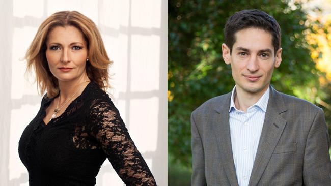 Katerina Janouch slår tillbaka mot DN:s försök att stoppa hennes böcker från att bli utgivna. Nu kräver hon Wolodarskis avgång.