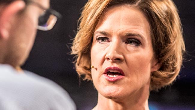 Katastrofval kan vänta Anna Kinberg Batra, varnar Timbrochefen. Foto: Nyheter Idag