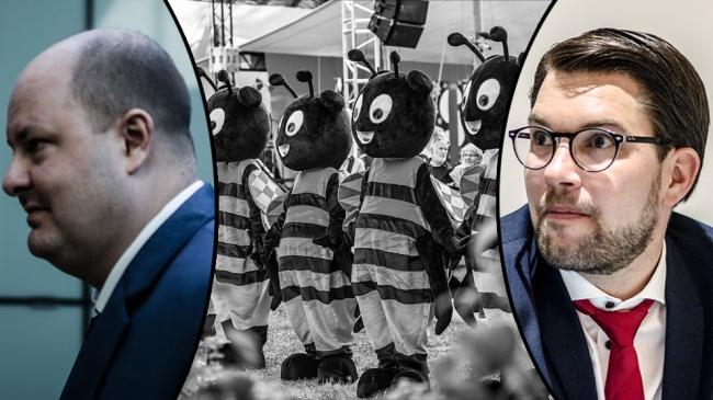 """Expressen bjöd in SD till hemlig allians mot alternativ media: Erbjöd """"fördelar"""" mot nyheter"""
