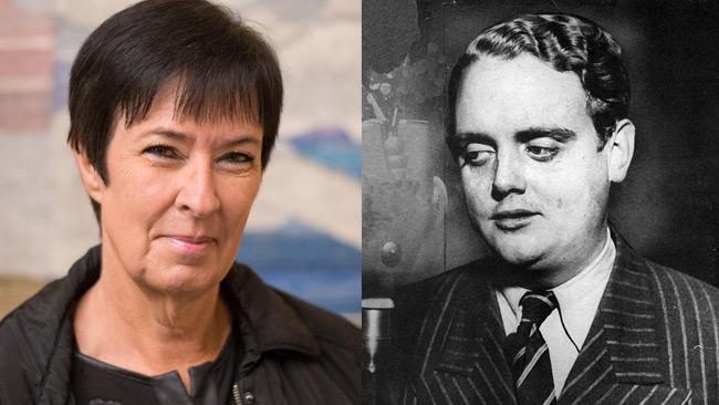 Mona Sahlin (t.v) och Johny Bode (t.h). Foto: CC Frankie Fouganthin