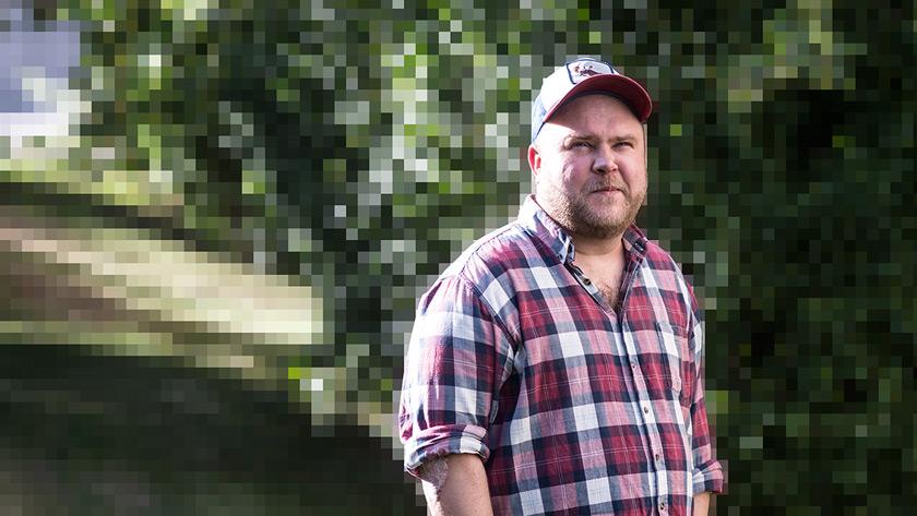 Tapani Juntunen. Foto: Nyheter Idag