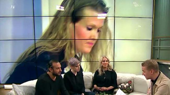 Grimmark hånades i TV4 men fick inte försvara sig i direktsändning. Foto: Faksimil tv4.se