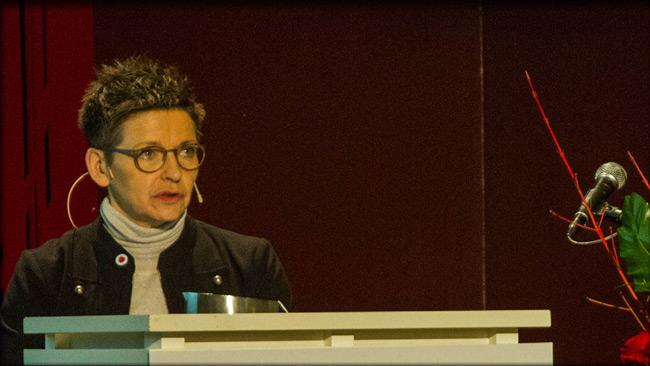 Ann-Sofie Hermansson. Foto: Flickr
