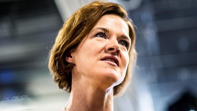 Anna Kinberg Batra. Foto: Nyheter Idag