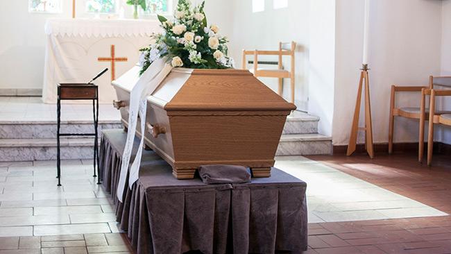 Ens inte döden undkommer HBTQ-certifiering. Foto: Wikimedia Commons