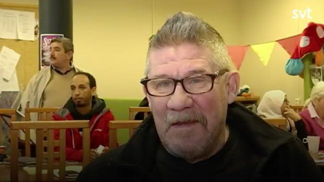 Henry Blomberg. Foto: SVT Nyheter
