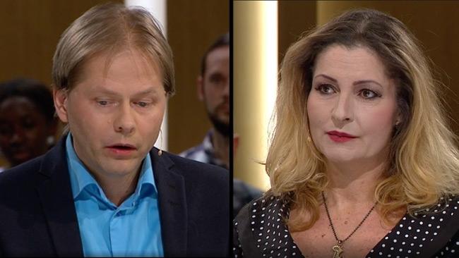 Lindberg påstod att bilden av Sverige är högerextrem propaganda – Då gick Janouch till totalattack