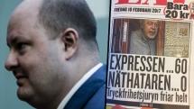Politikerna friade Expressen – Nu triumferar tidningen med att smäda pensionären