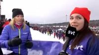 Zackari möter kritik efter sin kommentar i SVT. Foto: faksimil svtplay.se