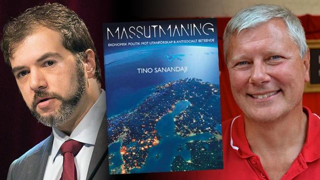 """Tino Sanandajis jobberbjudande till Lars Ohly: """"Läs in min ljudbok"""""""
