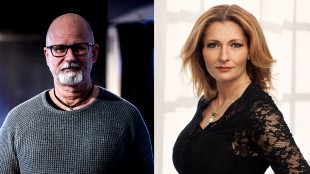 Peter Springare och Katerina Janouch är nu krönikörer på Nyheter Idag. Foto: Nyheter Idag samt Thron Ullberg