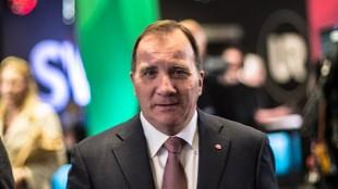 Stefan Löfven (S). Foto: Nyheter Idag
