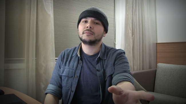 Foto: Faksimil Youtube.