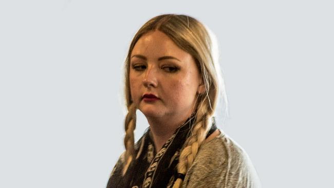 Margret Atladottir. Foto: Nyheter Idag