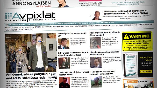 Foto: Faksimil avpixlat.info