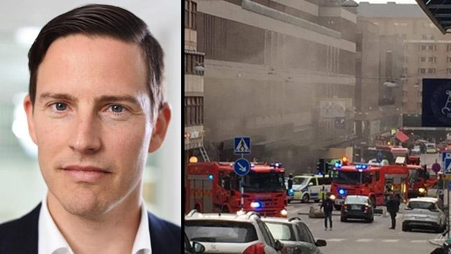 Efter terrordådet: Sverige bör lära av Israel