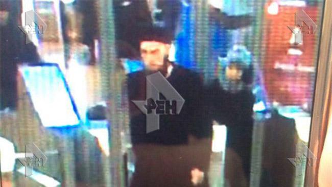 Stillbild ur övervakningsvideo. Foto: Ren TV