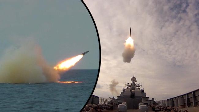Här övar Ryssland militär motattack i Östersjön – Samtidigt som amerikansk krigsgeneral besöker Gotland