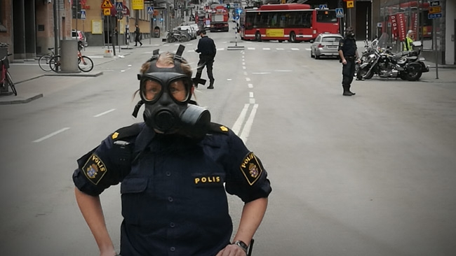 Pa statliga polis dejting