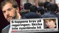 Sanandaji är djupt kritisk efter att ha läst nyheten i Aftonbladet.