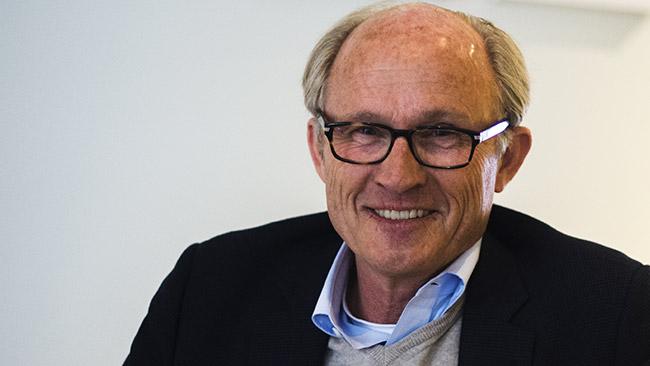 Mats Qviberg. Foto: Nyheter Idag