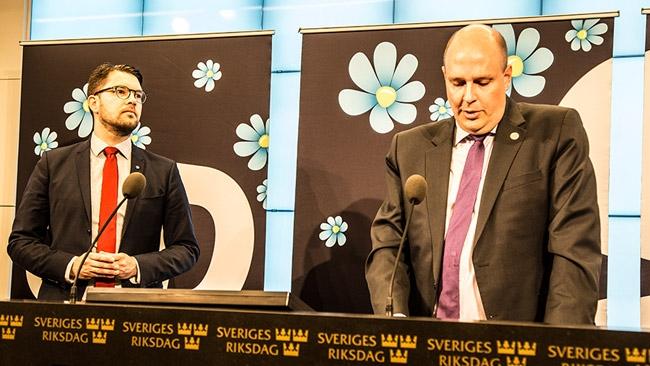 """MUF-ordförande om Åkessons nya rekrytering: """"Kom aldrig på gruppmöten"""""""