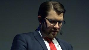 Jimmie Åkesson inte välkommen på statsministerns 60-årsfest