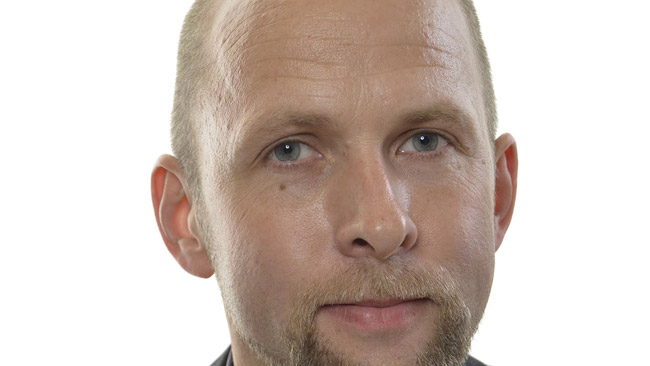 Anders Forsberg. Foto: riksdagen.se