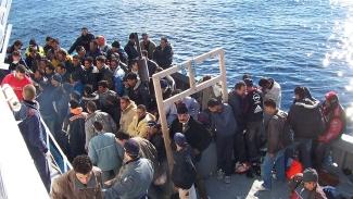 Ny migrationsvåg väntas nå norra Europa