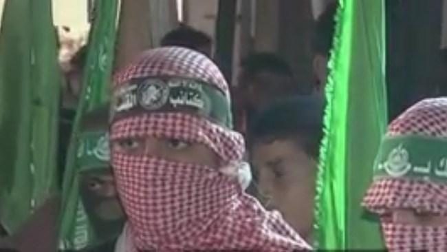 Hamas uppmanar till en ny intifada mot Israel