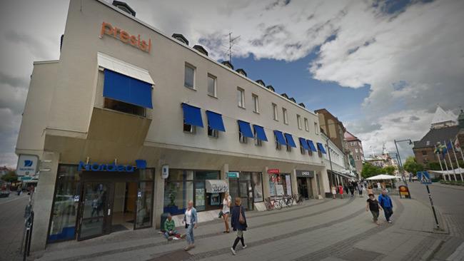 Stora Södergården i Lund. Foto: Faksimil Google Maps