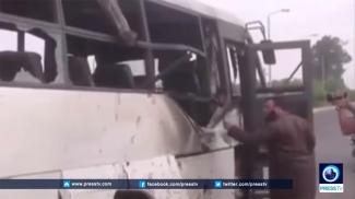 Minst 28 döda i terrordåd mot kristna i Egypten