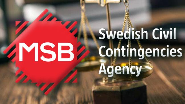 Bild: Newsdesk och MSB