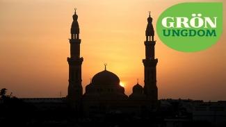 Grön Ungdom stolta över salafistiskt moskébygge i Karlstad