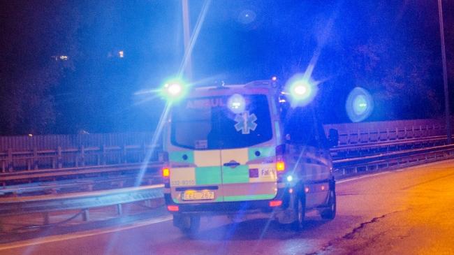 Tom ambulans körde om sjuk man som nekats vårdtransport