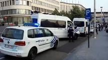"""""""Allahu Akbar"""": Självmordsbombare sköts av militär i Bryssel"""