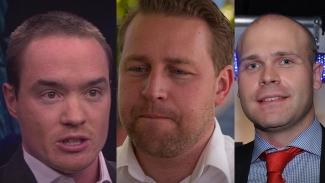 Sverigedemokrater i storbråk på Facebook om Kent Ekeroth