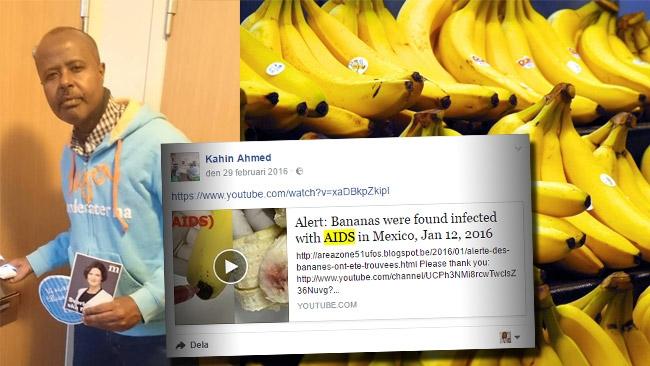 HIV-smittade bananer, hotfulla mejl och SD-grälet: M-politikern Kahin Ahmed talar ut