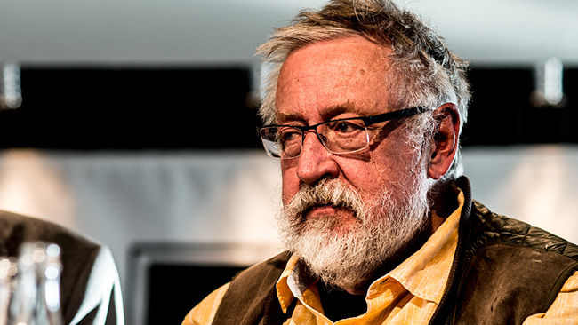 Leif GW Persson. Foto: Nyheter Idag