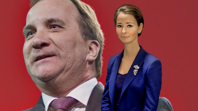 Obs! Bilden är ett montage. Foto: Stampen Mynewsdesk pressbild/Arbeiderpartiet