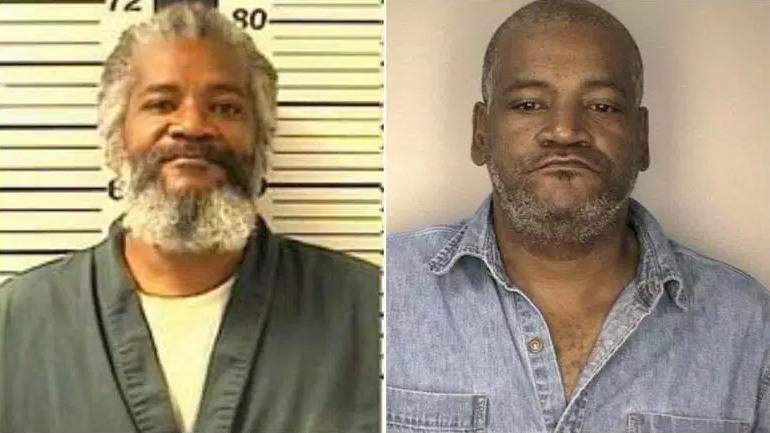 James Matthew Bradley Jr 2004 samt 2005. Foto: Polisen