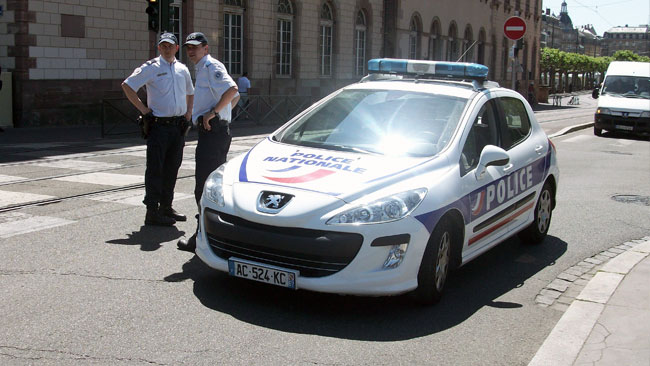 Fransk polis. Foto: Wikimedia Commons