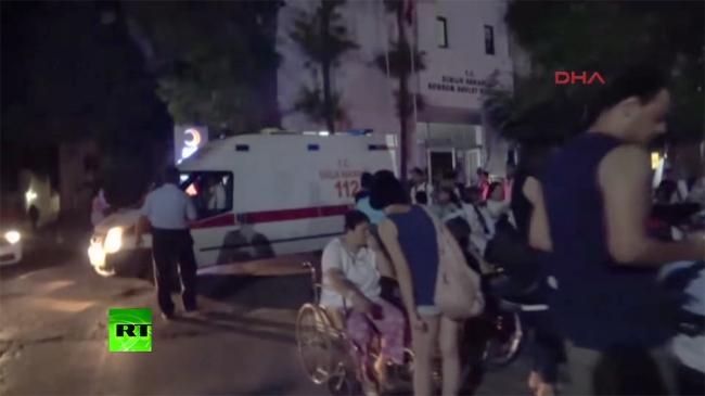22-årig svensk död i grekisk jordbävning