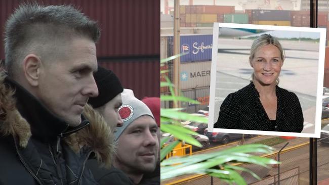APM-T vägrar teckna kollektivavtal med Hamnarbetarförbundet - Kräver fredsplikt ändå