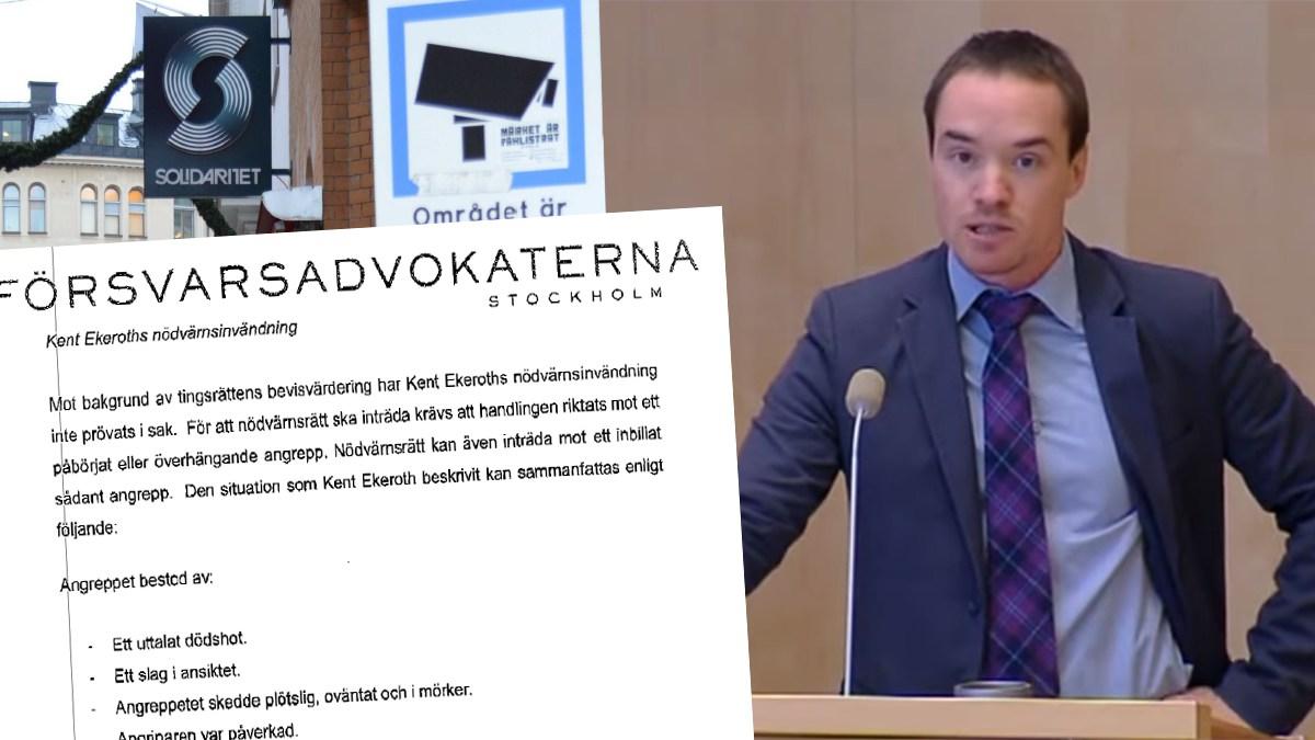 Foto: Riksdagen/polisen