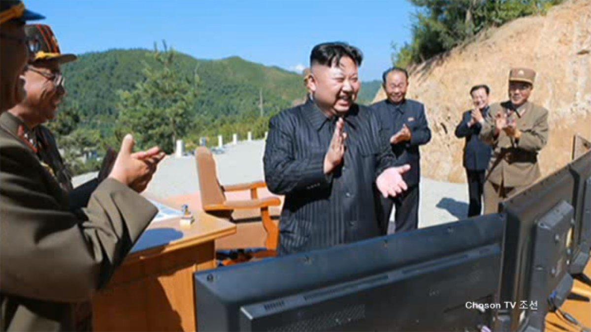 Nordkorea hotar bygga fler karnvapen